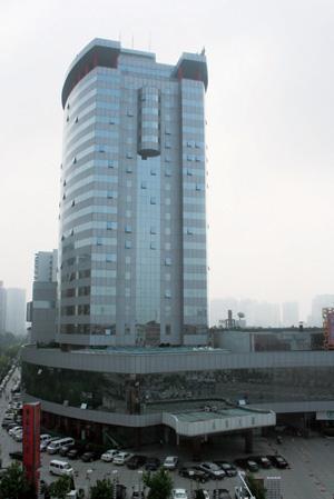 大厦 建筑 300_449 竖版